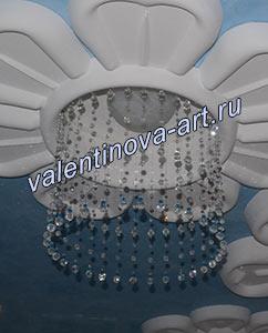 светильник от Юлии Валентиновой