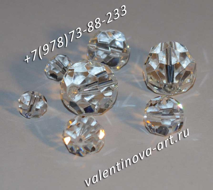 Стеклянные кристаллы
